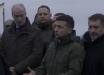 """Зеленского возмутили флаги """"ЛНР"""" на мосту в Станице Луганской: """"Убрать"""""""