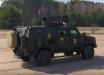 """Стальная новинка, как у НАТО - на вооружение ВСУ поступил броневик """"Козак-2М1"""", видео"""