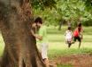В Запорожье игра детей в прятки закончилась простреленной ногой