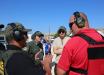 Пограничники США показали украинским коллегам, как они охраняют границу с Мексикой