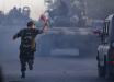 Армянский солдат бросил позиции и начал бежать под обстрелом армии Азербайджана: появилось видео