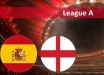 Лига наций УЕФА. Испания – Англия. Прямая онлайн-видеотрансляция матча