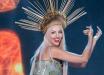 У Оли Поляковой перекосило лицо: после 42 часов съемок певице нужна помощь