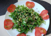 Веганская кухня: рецепт весенного салата – как питаться сытно и полезно