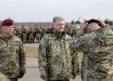Порошенко посетил украинских десантников на Житомирщине, устроивших мощный перформанс, - фантастические фото