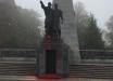 В Чехии облили краской памятник Красной армии, в Кремле возмущены выходкой