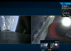 """Falcon 9 во время путешествия на орбиту снял загадочный объект: уфологи уверены - это """"Темный рыцарь"""""""