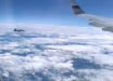 """Истребители Швейцарии """"сцепились"""" с самолетом Пескова над Женевой – видео"""