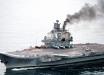 """Коптящую """"гордость"""" РФ авианосец """"Адмирал Кузнецов"""" обнесли военные: украдены почти 400 радиодеталей"""