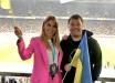 Богдан показал народу свою возлюбленную, или как политики на футбол ходили, - кадры