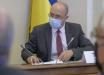 Карантин в Украине: Шмыгаль рассказал, кто будет контролировать ношение масок и соцдистанцию