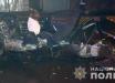 Четверо погибших во время ДТП в Чернигове – кадры