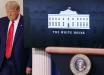 Трамп назвал условие, при котором покинет Белый дом и пустит туда Байдена