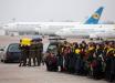 """""""Вечная память"""", - у Зеленского показали тяжелые кадры, как Украина прощалась с жертвами рейса PS752"""