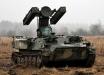 """Российские войска на Донбассе отправили к линии разграничения ЗРК """"Стрела-10"""": видео"""