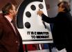 """100 секунд до """"конца света"""": знаменитые Часы судного дня перевели на 20 секунд вперед, что это значит для мира"""