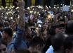 Грузия охвачена массовыми бунтами из-за российских депутатов: прямая онлайн-трансляция из Тбилиси