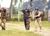 В Одессе на территории особого дивизиона открыли огонь на поражение и задержали преступника