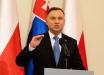 Дуда в инаугурационной речи дал украинцам обещание по Донбассу и Крыму