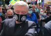 Суд над Порошенко в Киеве: появилось видео, как тысячи людей встретили экс-президента