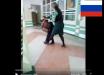 В России учительница сильно избила ученика прямо в школе: видео очевидцев потрясло Сеть