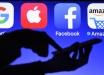 Франция обложит налогом самые популярные интернет-гиганты США