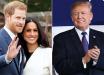 Трамп отказал Меган Маркл и принцу Гарри в бесплатной охране - представители герцогов ответили президенту США