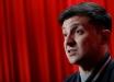 Зеленский заявил о референдуме на встрече с представителями западных СМИ