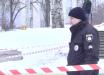 В Харькове расстреляли полицейского - жуткие кадры с места событий