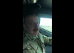 Алиев на броневике приехал в Агдамский район - кадры поездки облетели Сеть