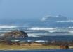 """Круизный лайнер с россиянами на борту может повторить судьбу """"Титаника"""": судно терпит бедствие у берегов Норвегии"""