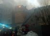 Пожар в правительственном квартале Киева: обновленные данные и видео с места ЧП