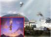 Ученые предрекли Чернобыль-2 после появления НЛО и огненного дракона