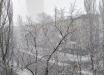 Кадры погодного апокалипсиса на оккупированном Донбассе: Донецк замело снегом - фото