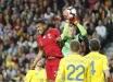 Португалия устроила сборной Украины настоящий бой в Лиссабоне: Пятов показал, что наши ребята могут биться до конца - видео