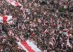 Стотысячный протест занял большую часть центра Минска – протестующие настроены очень решительно