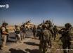 В Сирии конфликт между американскими и российскими военными спровоцировал пробку на дороге