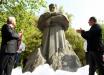 Памятник Тарасу Шевченко торжественно открыли в Ереване как символ дружбы между Украиной и Арменией
