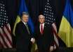 """Вице-президент США Пенс Порошенко: """"Позвольте выразить простой месседж и вам, и украинскому народу: """"Мы с вами"""""""""""