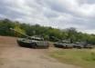Колонну бронетехники армии РФ засекли у границ Украины в селе Родионовке Ростовской области - видео