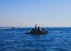Российская БРДМ заглохла посреди Керченского пролива: в Сети показали кадры провала оккупантов