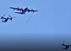Военная авиация США впервые дозаправилась в небе над Украиной: эффектные фото MС-130 Hercules и CV-22 Osprey