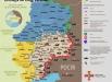 Атаки боевиков привели к потерям в ВСУ: карта ООС и боевая сводка за 20 января