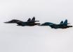 """""""Отказа техники не было"""", - в России назвали причиной столкновения двух Су-34 досадную ошибку экипажа - источник"""