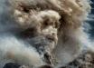 """Завораживающее """"лицо стихии"""": фотограф из США запечатлел лик усопшего моряка"""