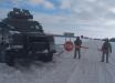 Граница Украины с Россией была усилена армейскими спецподразделениями – кадры