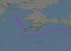 ВВС США снова напрягли Кремль: полностью разведано побережье оккупированного Крыма - карта
