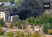 В Подмосковье пылает завод с химикатами – Сеть ошеломили кадры масштабного пожара