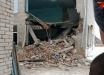 Как Россия заботится о людях: под Новосибирском стена школы просто обвалилась во время ремонта