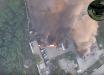 Группа К-2 из 54-й бригады ВСУ нанесла шквальный удар по боевикам: десятки убитых, пылает техника и штаб боевиков - кадры